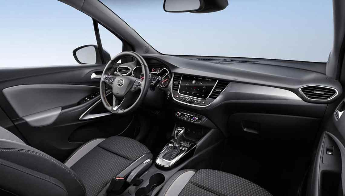 Vauxhall Crossland X 05