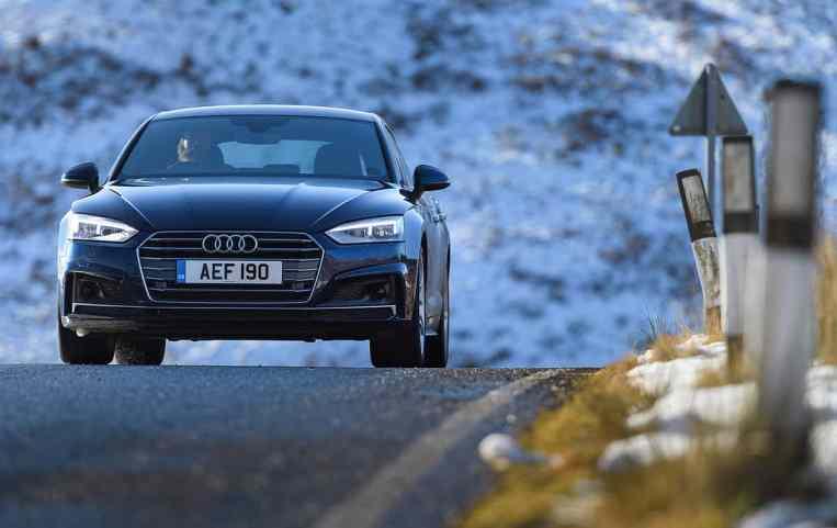 Audi A5 Sportback 09