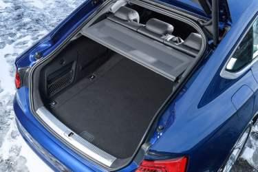 Audi A5 Sportback 08