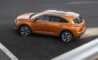 DS 7 Crossback rear 34