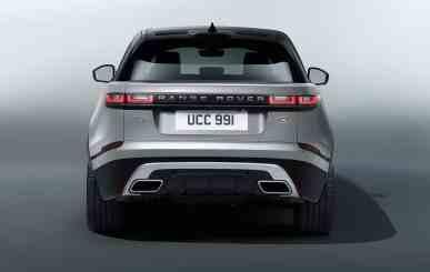 Range Rover Velar back