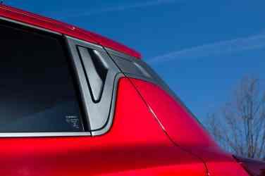 Suzuki Swift door catch