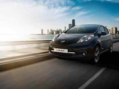 New-Nissan-Leaf-Black-Edition