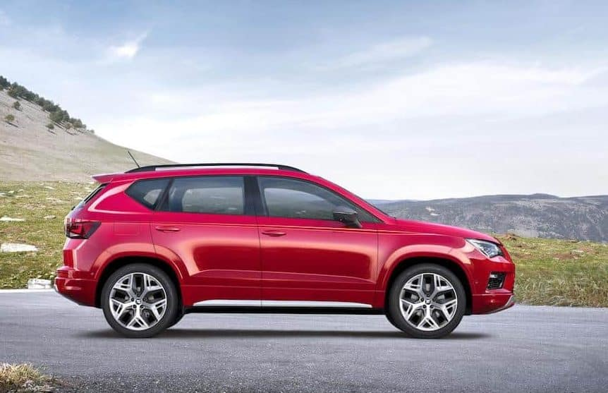 SEAT announces details of Ateca FR -The Car Expert