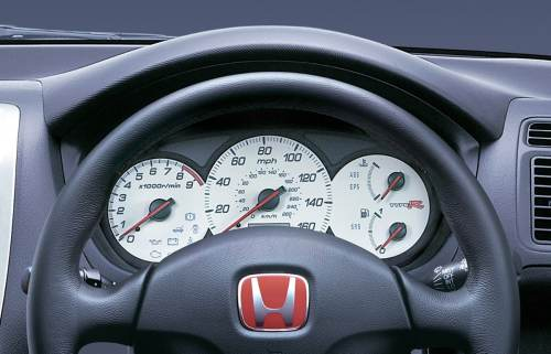 small resolution of honda civic type r 2001 dash