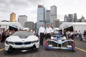 BMW Formula E