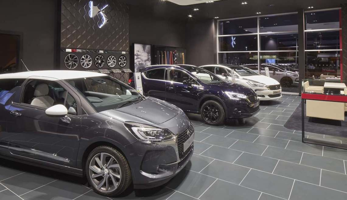 DS dealership