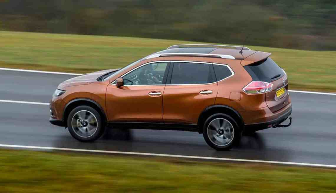 Nissan X-Trail on the road | The Car Expert