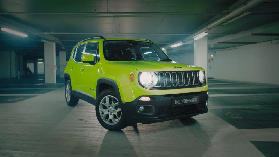 Jeep Renegade is included in FCA's scrappage offers