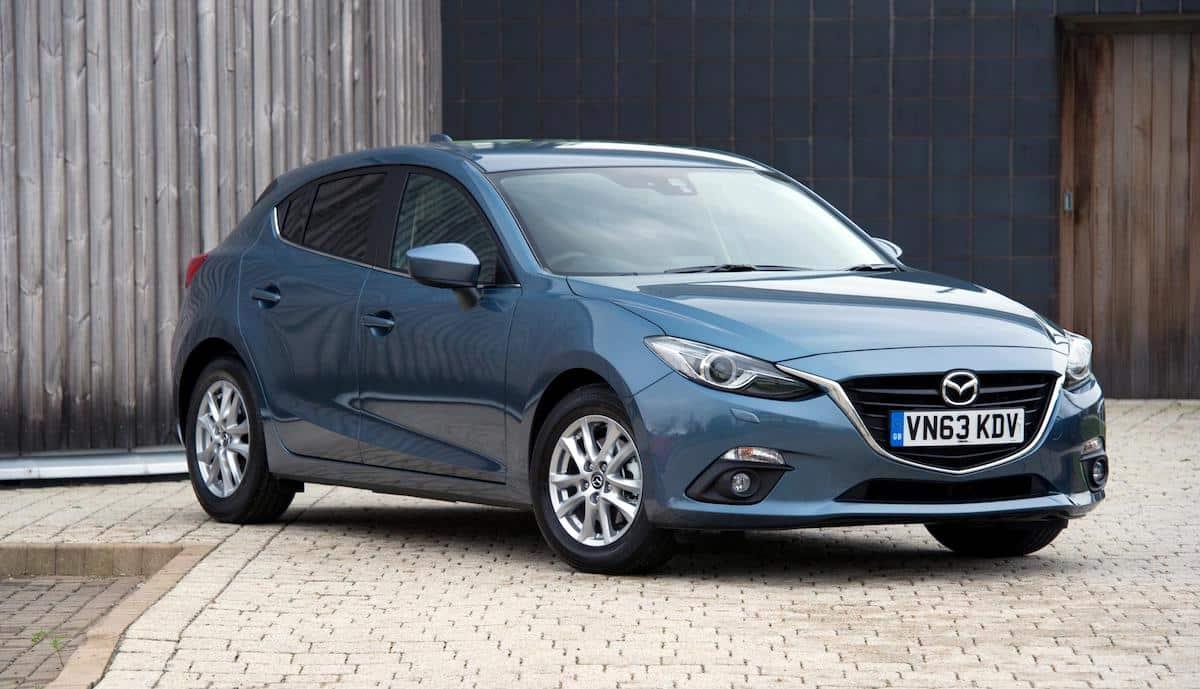 Mazda3 (top ten safest used cars 2017)