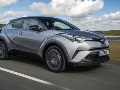 Toyota C-HR review 2017 | The Car Expert