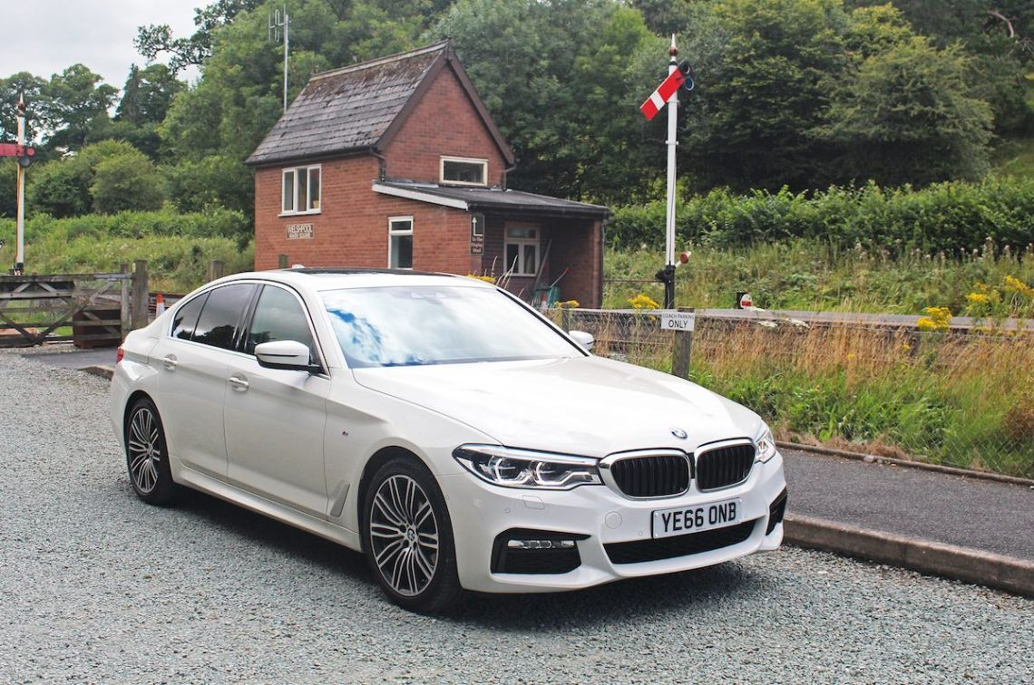 BMW 5 Series review at The Car Expert