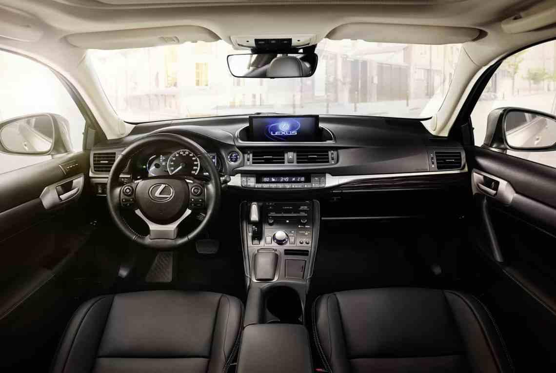 Lexus CT 200h The Car Expert