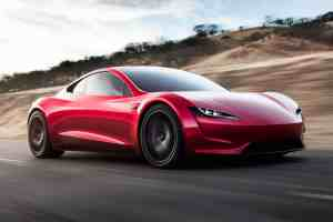Tesla Roadster The Car Expert