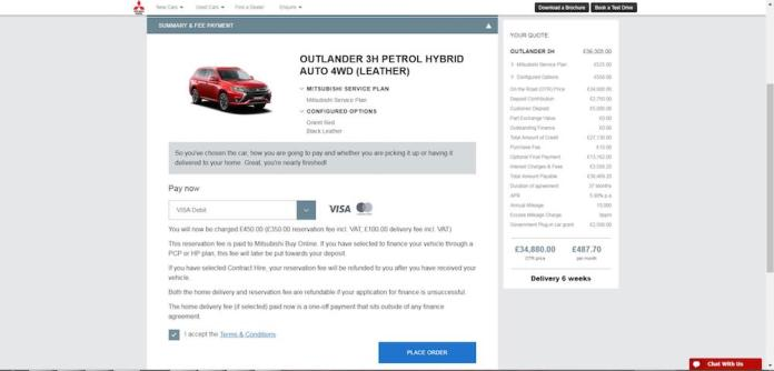 Mitsubishi Buy Online (The Car Expert)