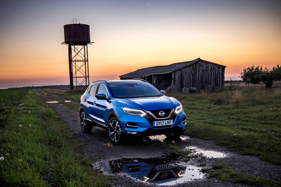 Nissan Qashqai facelift review 2017 (The Car Expert)