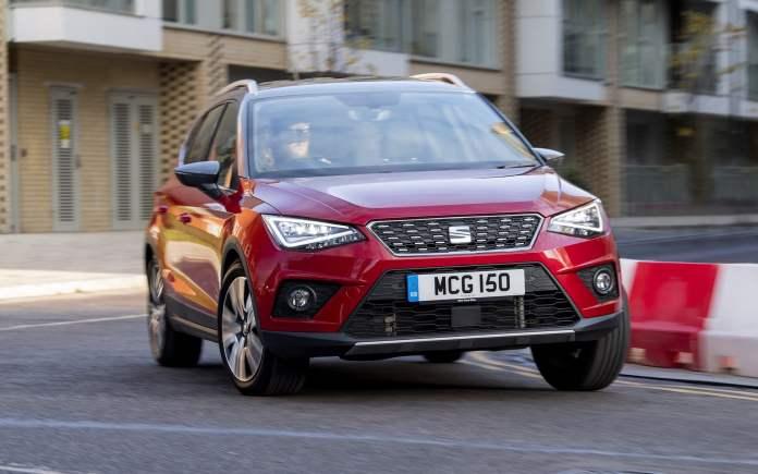 SEAT Arona review at The Car Expert