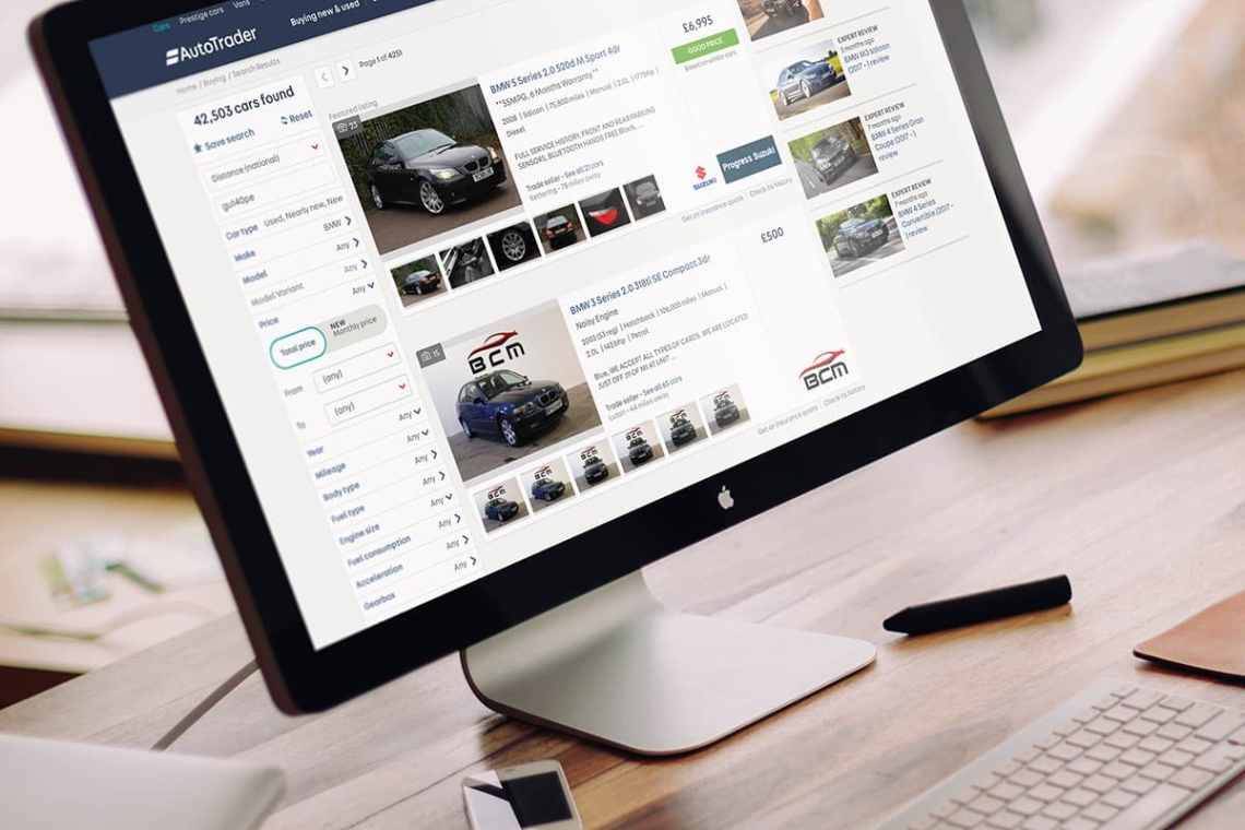 The best websites to look at when buying a car | The Car Expert
