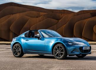 Mazda MX-5 RF The Car Expert