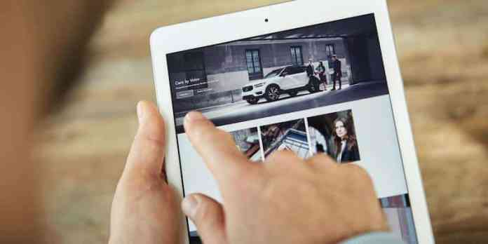 Care by Volvo subscription service