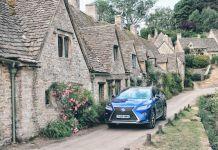 Lexus partners with Secret Escapes