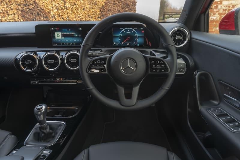 Mercedes-Benz A-Class 2018 - dashboard | The Car Expert