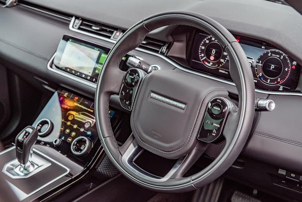 Range Rover Evoque (2019) interior | The Car Expert