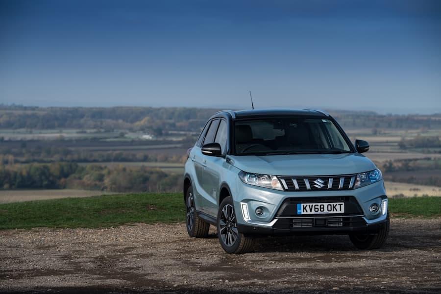 Suzuki Vitara (2019) front view | The Car Expert