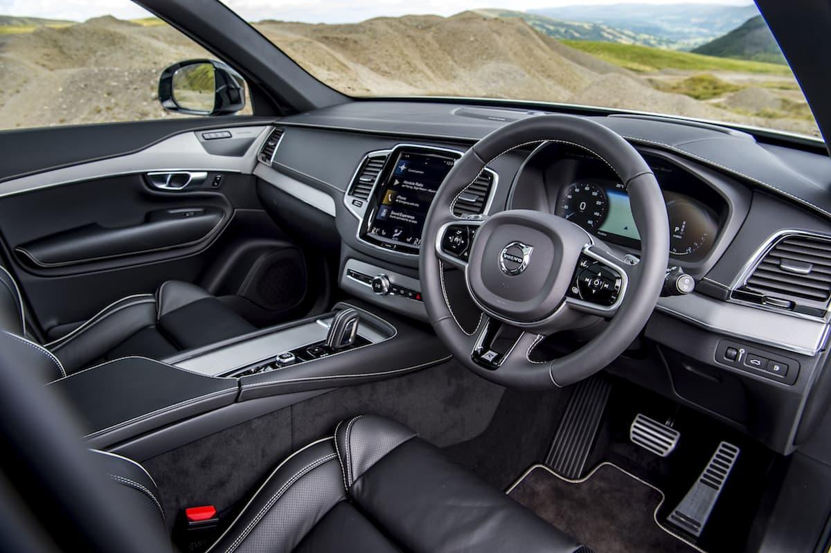 Volvo XC90 R-Design interior | The Car Expert