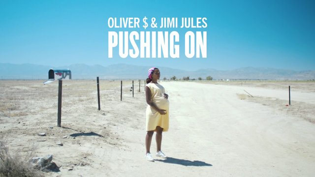 Oliver S Jimi Jules Pushing on