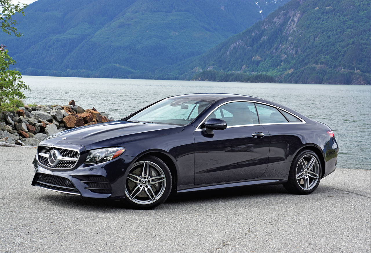 2018 Mercedes-Benz E 400 4Matic Coupe Road Test   The Car Magazine