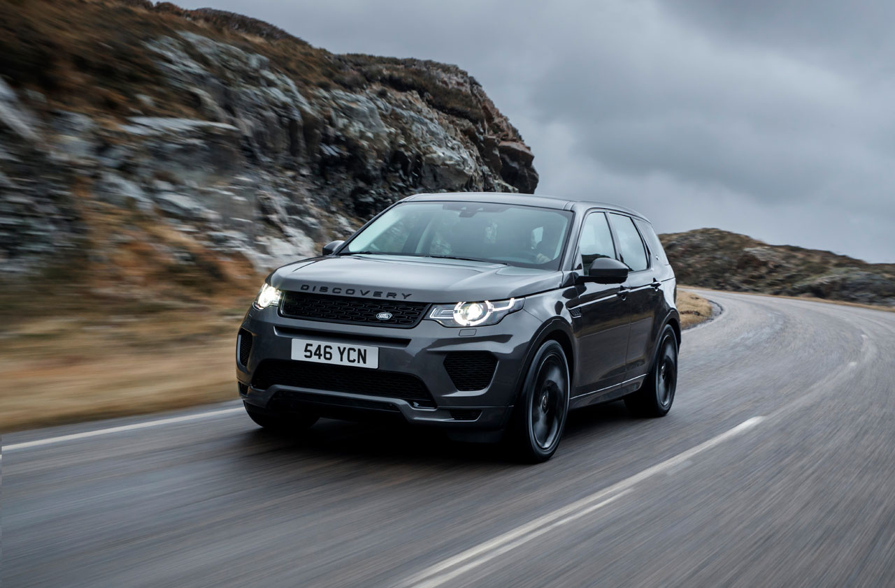 hight resolution of 2018 land rover discovery sport and range rover evoque receive power upgrade