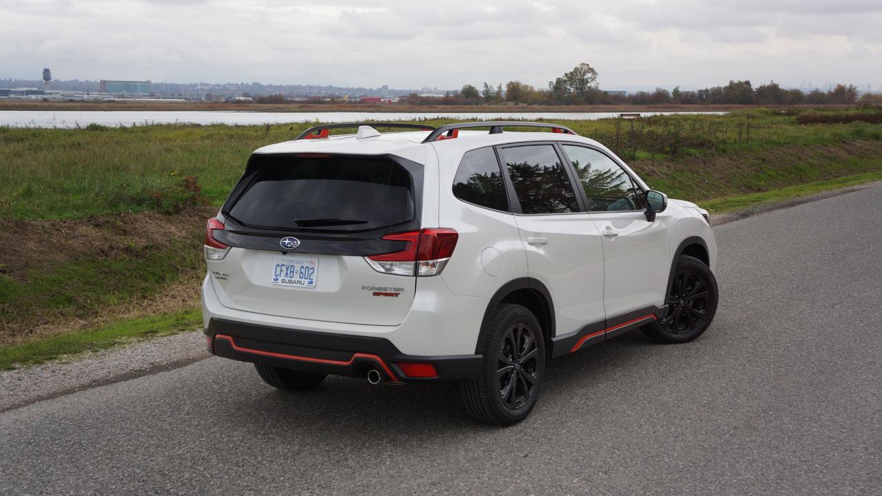 2019 Subaru Forester Sport  The Car Magazine