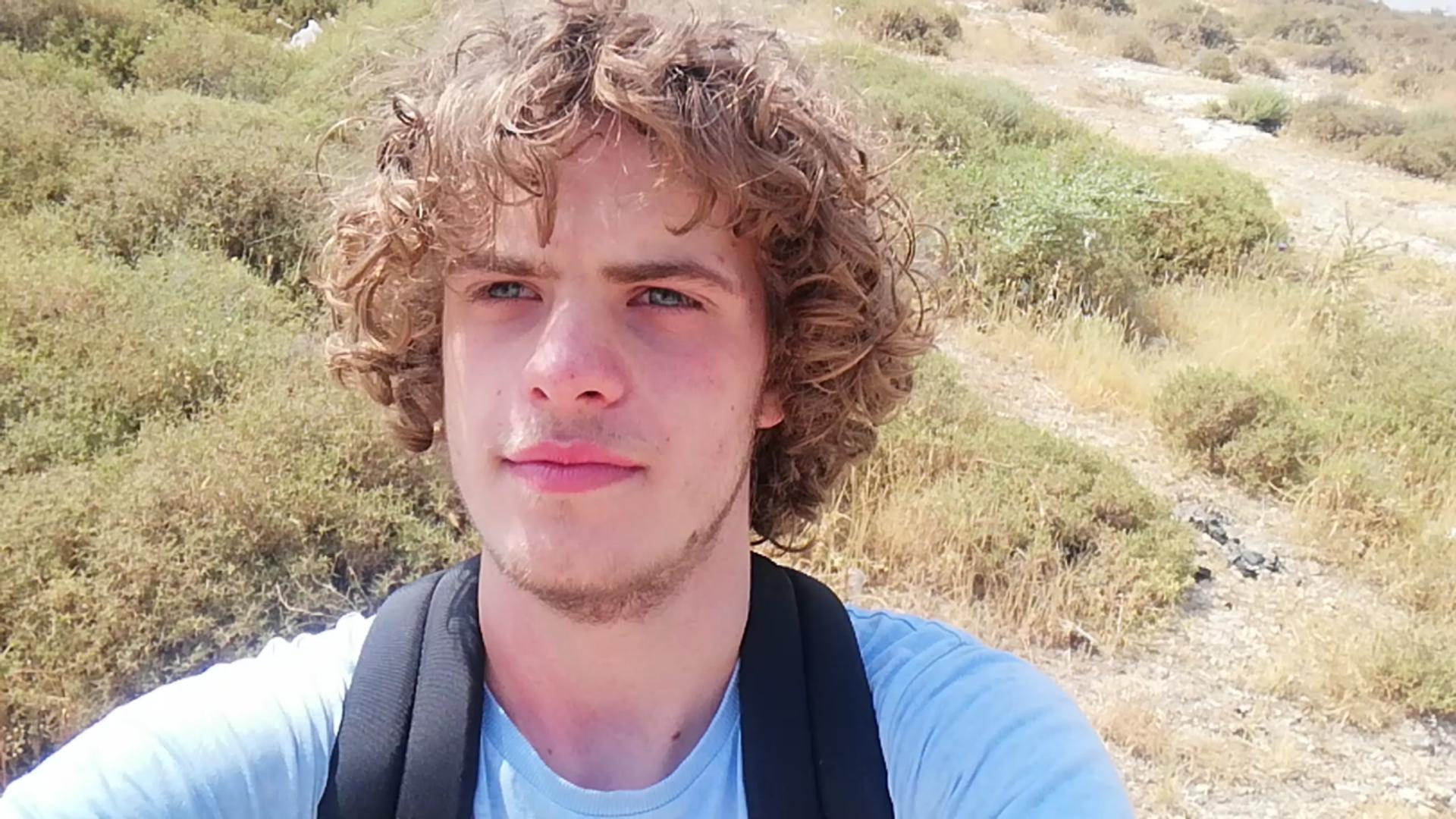Vlogs van Thomas langs projecten in Jordanië