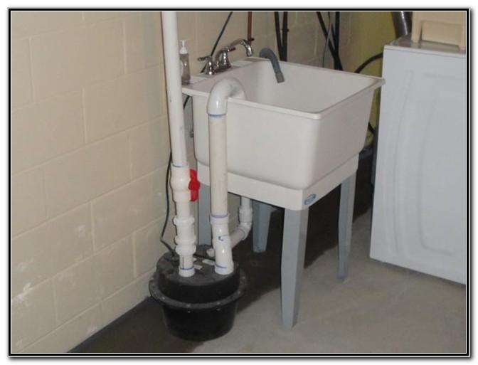 Basement Sink Pump