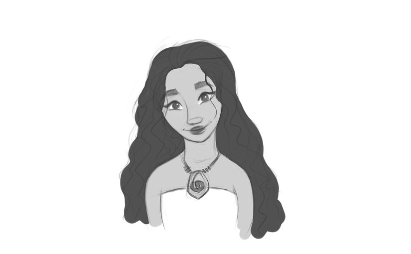Drawing Disney's Moana – Video