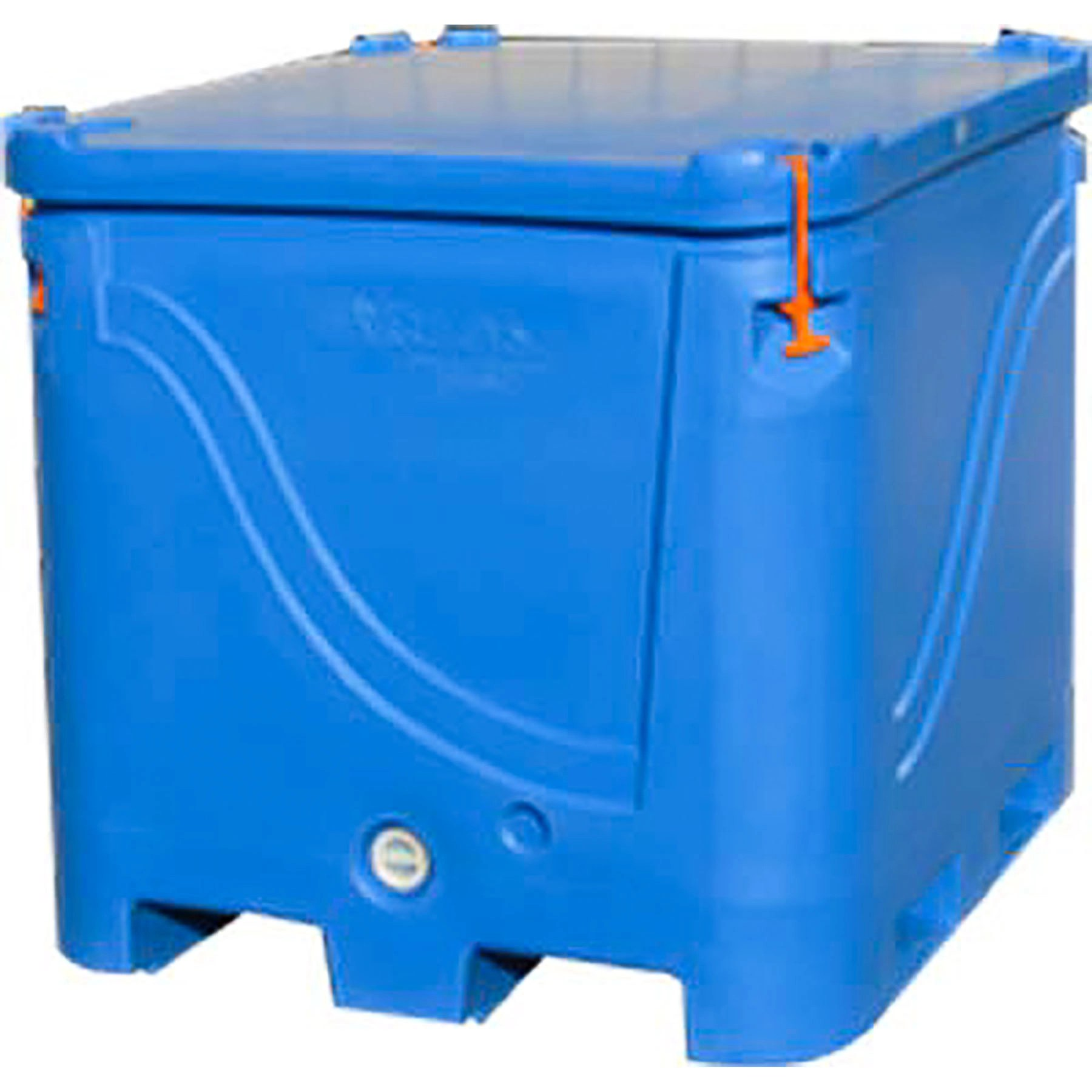 hight resolution of insulated bins