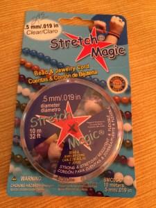 stretch cord for bracelets