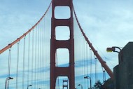Things to do in San Francisco include Lands End with the Cliff House and Seal Rock and the historic Golden Gate Bridge.
