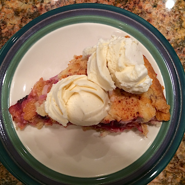 Fruit pie with double crust – super easy