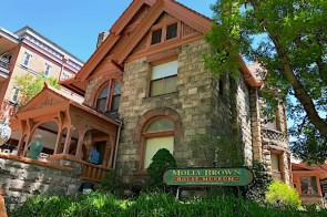Denver Part 4 Brown House Museum, Buckhorn Exchange
