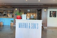 Mahina & Sun's is Chef Ed Kenney's restaurant in Waikiki. Located in the hip Surfjack Hotel, all-day eating is a great activity there. Join me for breakfast!