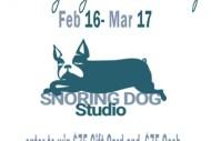 snoring dog sidebar