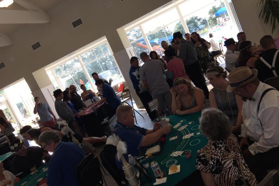 Party at Santa Rita Ranch