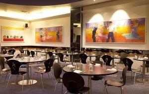 BRAZZ Restaurant in Taunton