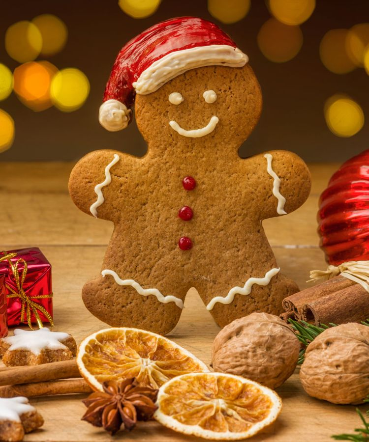 Christmas Gingerbread Recipe from The Castle Hotel