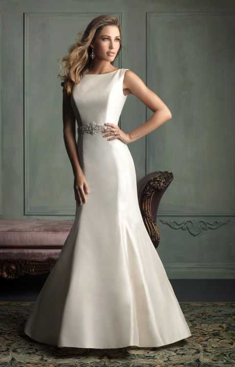 Allure Bridals 9106 Wedding Dress