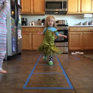 Wordless Wednesday: Hopscotch