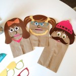 Paper Bag Puppets!