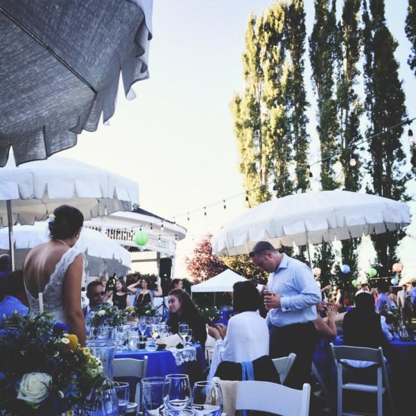 Wedding at Garden Valley Ranch Petaluma